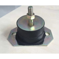 Rubber Iron Vibration Isolation Buffer Damper