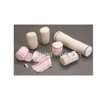I-Medical 100% Cotton Gauze Crepe Bandage Sayizi Ehlukile