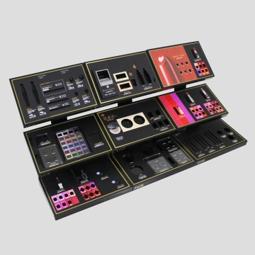 APEX Black Counter Acrylic Display Comestic Makeup Organizer