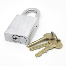 Wholesale Nickel-plated Interchangeable SFIC Brass Padlock