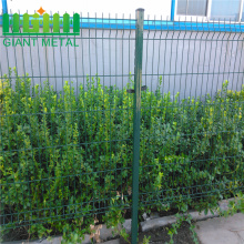 Commercial Galvanized Steel Curved 3d Wire Mesh Fence