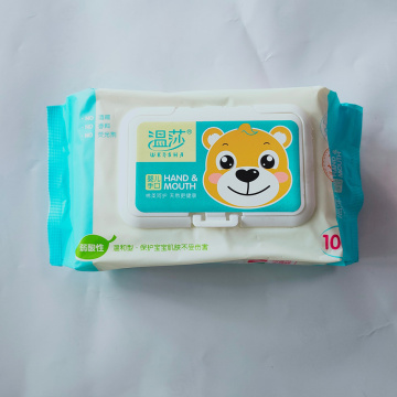 Reusable Wet Wipes for Hand Cleaning Use