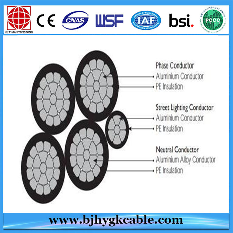 Aerial Insulated Cable3