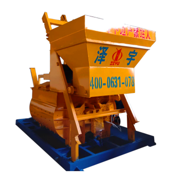 Industrial self loading cement concrete mixer equipment