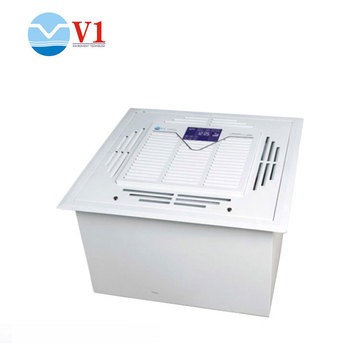 Commercial air purifier uv sterilizer hospital ionizer