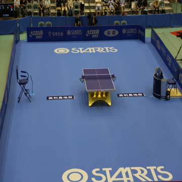 Table Tennis sports floor/PVC floor/indoor sports floor