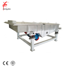 Rectangular Chemical Granule Linear Vibrating Screen