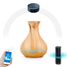 400ml Wifi Smart Essential Oil Diffuser عطر روغنی