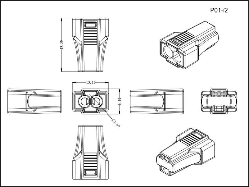 push wire connector 2 ways