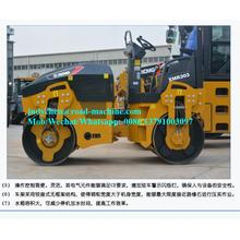 XCMG XMR303 road roller operating weight 3000kgs