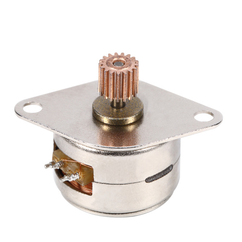 Stepper Motor 28BYJ48, PM Permanent Magnetic Stepper Motor, 5V DC Geared Stepper Motor Customizable