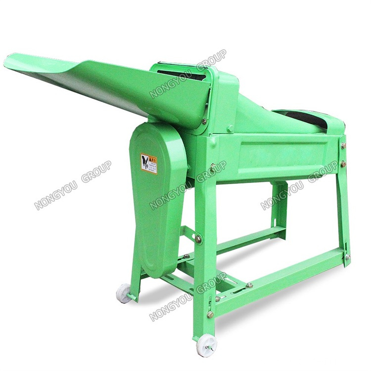 Small portable corn sheller and thresher