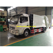 Dongfeng 4x2 Waste Compactor Trucks