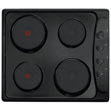 Candy Electric Cooktop Black Ceramic 60cm