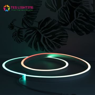24V Addressable Color Changing Led Neon Rope Light