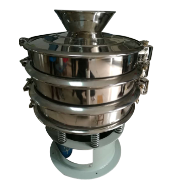 800mm vibrating sieve machine