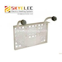 industrial anti-corrosive teflon tube heat exchanger