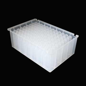 High Quality Deep Hole 96 Well PCR Plate