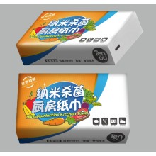 Dry Nano Disinfecting Kitchen Paper