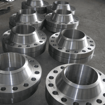API forged carbon steel special flanges