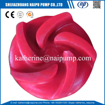 Naipu B15127U01 Impeller for AH Slurry Pump