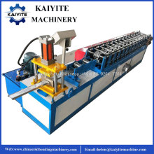 Embossing Pattern Shutter Door Strip Roll Forming Machine