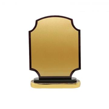 high quality luxury  wooden award souvenir