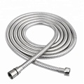 double lock stainless steel flexible extension shower hose