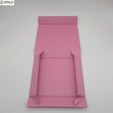 Custom Colorful Folding Paper Packaging Magnetic Gift Box