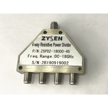 Resistive 2way Power Divider