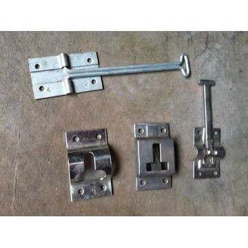 Truck Van Cargo Work Trailer Spring Loaded Latch Door Stop