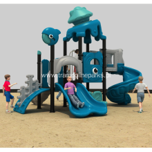 Amusement Park Playground Play Structure