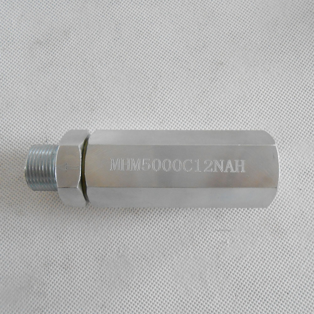 Gas Turbine Engine Oil Pressure Filter HM5000C12NAH