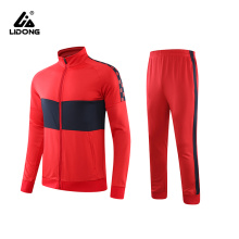 Patchwork Sweatshirt Top Sets Sportpak Trainingspak