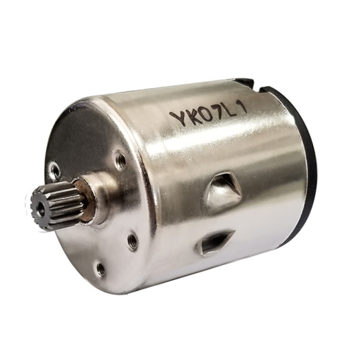 Permanent Magnet Brushed DC Motor | Use of Carbon Brush in DC Motor | Carbon Brush Blower Motor