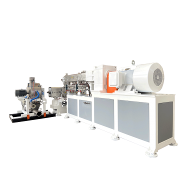 Thermosets Material Compounds Production Componding Extruding Line