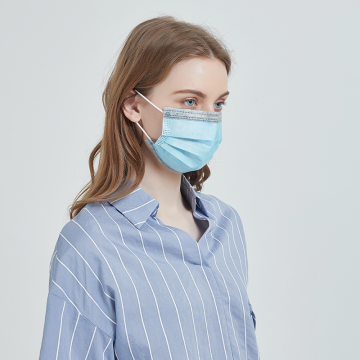 Disposable Medical Face Mask  with Biomass Graphene