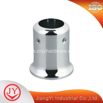 Wall Tube Connector 19mm Tubing Stainless Steel