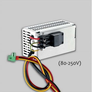 DC access automatic door power supply