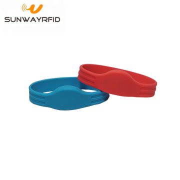 Silicone RFID Wristbands Nfc Bracelet for Access Control
