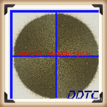 Iron sulfide for resin grinding wheel
