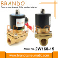 1/2'' 2W160-15 Brass Electric Solenoid Valve 24V 220V