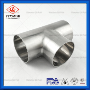 Stainless Steel Connection Joint Clamp Equal Tee