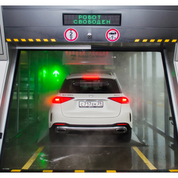 Eco leisuwash automatic touchless car wash machine