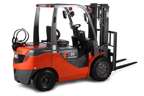 Forklift With Chinese Engine