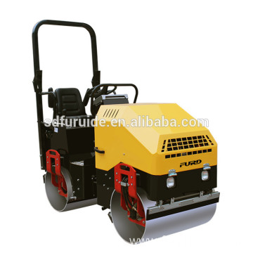 Hot sale smooth drum soil compactor with 1700 kg weight