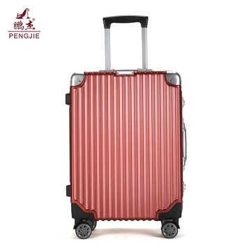 New Product ABS Wheeled Latest Design Trolley Luggage