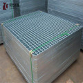 Hot dipped galvanized press welded 2mm steel grating