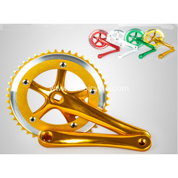 28T Chainwheels and Crank