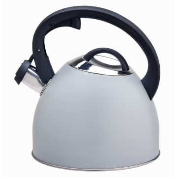 Stainless steel whistling teakettles 2.5L